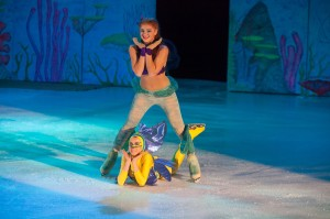 Ally Pally Christmas show - 'Little Mermaid'